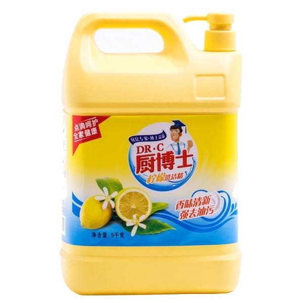 5kg柠檬压泵洗洁精